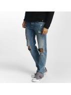 Jack & Jones Loose Fit Jeans jjiMike niebieski