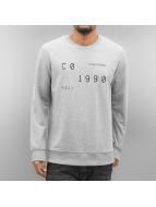 Jack & Jones jcoZack Sweatshirt Light Grey Melange
