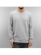 Jack & Jones jcoCalsone Sweatshirt Light Grey Melange