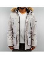 Jack & Jones Mantel jcoHollow grau