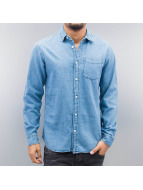 Jack & Jones overhemd Denim blauw