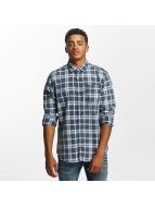 Jack & Jones overhemd 12124785 blauw