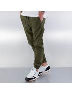Jack & Jones Pantalone chino jjiVega jjLane oliva