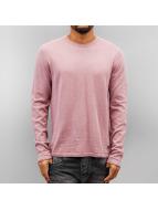 Jack & Jones Pitkähihaiset paidat jorAbner purpuranpunainen
