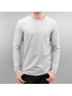 Jack & Jones Pitkähihaiset paidat jcoDensity valkoinen