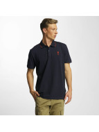 Jack & Jones Polo jcoStone blu