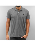 Jack & Jones Poloshirt jjcoBasic grau