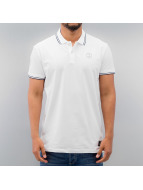 Jack & Jones poloshirt Thom wit