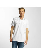 Jack & Jones poloshirt jcoStone wit