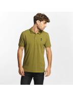 Jack & Jones Poloshirtler jcoStone zeytin yeşili