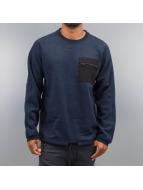 Jack & Jones Pullover jcoZero blau