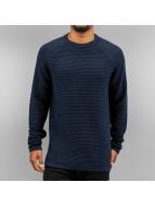 Jack & Jones Pullover jcoWind blau