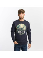 Jack & Jones Pullover jorRoot blau