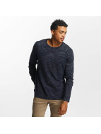 Jack & Jones Pullover jorGrow bleu