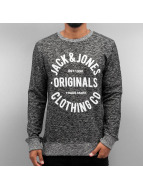 Jack & Jones Pullover jorClemens grau