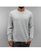 Jack & Jones Pullover jjcoChris Knit grau