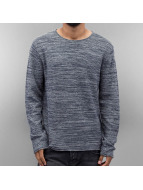 Jack & Jones Pullover jjorAxel Knit grau