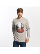 Jack & Jones Pullover jorRoot gris