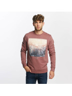 Jack & Jones Pullover jorRoot red
