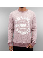 Jack & Jones Pullover jorClemens rot