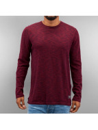 Jack & Jones Pullover jorSlub rouge