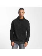 Jack & Jones Pullover jcoTaoma Knit High Neck schwarz