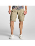 Jack & Jones Shortsit jjiChop khakiruskea