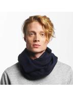 Jack & Jones sjaal jacBasic DNA blauw