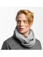 Jack & Jones sjaal jacBasic DNA grijs