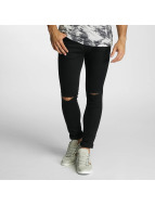 Jack & Jones Skinny Jeans jjiLiam jjOriginal czarny
