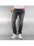 Jack & Jones Skinny Jeans jjiTim jjLeon grau