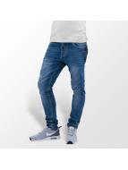 Jack & Jones Skinny Jeans jjiTim modrý