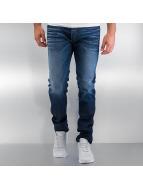 Jack & Jones Skinny Jeans jjiTim jjOriginal modrý