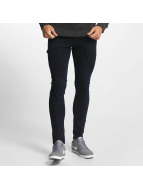 Jack & Jones Skinny Jeans jjiLiam jjOriginal AM 647 niebieski