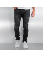 Jack & Jones Skinny jeans jjiGlenn jjOriginal zwart