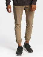Jack & Jones Slim Fit Jeans jjGlenn Fox AKM 360 коричневый