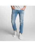 Jack & Jones Slim Fit Jeans jjiGlenn  jjDash синий
