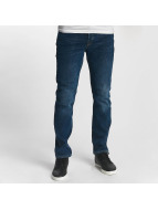 Jack & Jones Slim Fit Jeans jjiTim синий
