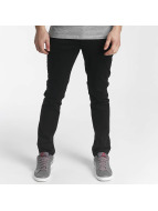 Jack & Jones Slim Fit Jeans jjiGlenn черный