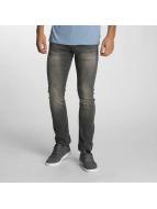 Jack & Jones Slim Fit Jeans jjiGlenn jjDash grijs