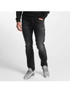 Jack & Jones Slim Fit Jeans jjTim Original JJ 023 schwarz