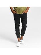 Jack & Jones Slim Fit Jeans jjGlenn Fox AKM 360 zwart