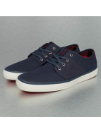 Jack & Jones Sneaker jfwTurbo Waxed Canvas blau