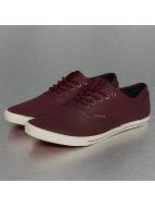 Jack & Jones Sneaker jfwSpider Waxed Canvas rot