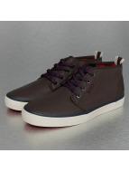 Jack & Jones Sneakers jfwMajor Mixed Mid hnedá
