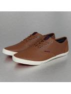 Jack & Jones Sneakers jfwSpider PU kahverengi