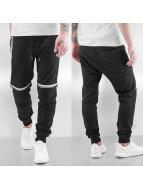 Jack & Jones Spodnie do joggingu jcoTerminus czarny
