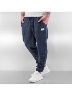 Jack & Jones Spodnie do joggingu jcoString Comfort Fit niebieski