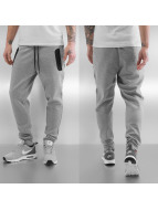Jack & Jones Spodnie do joggingu jjcoStad Tigh szary