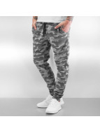Jack & Jones Spodnie do joggingu jcoCamo szary